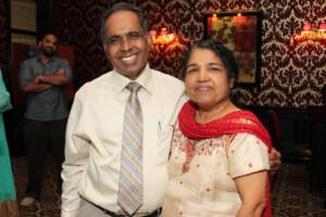 Joyce's parents